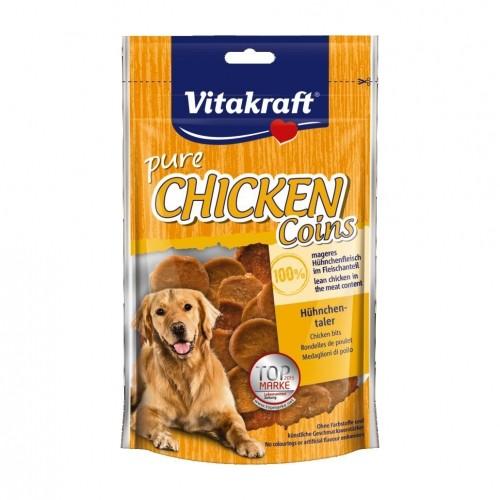Friandise & complément - Chicken Coins  pour chiens