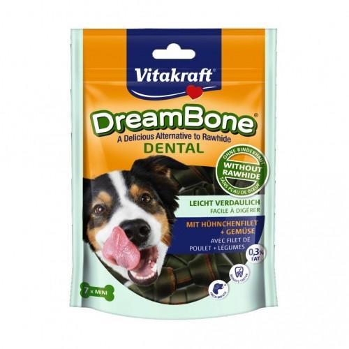 Friandise & complément - Dreambone Mini Dental  pour chiens
