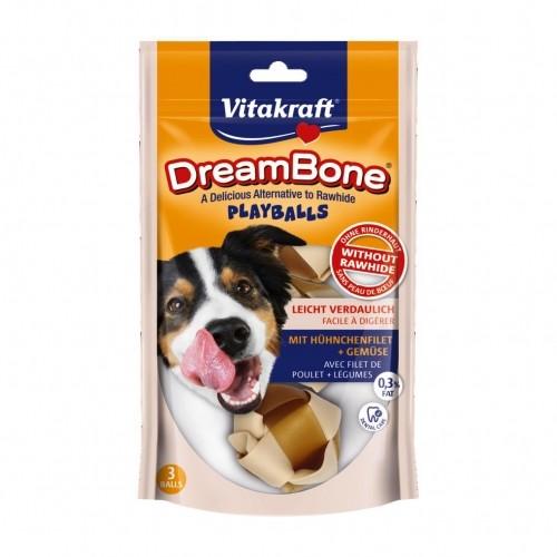 Friandise & complément - Dreambone Playballs pour chiens