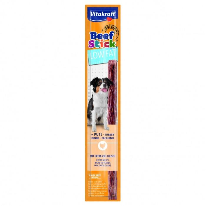 Friandise & complément - Beef-Stick Low Fat pour chiens