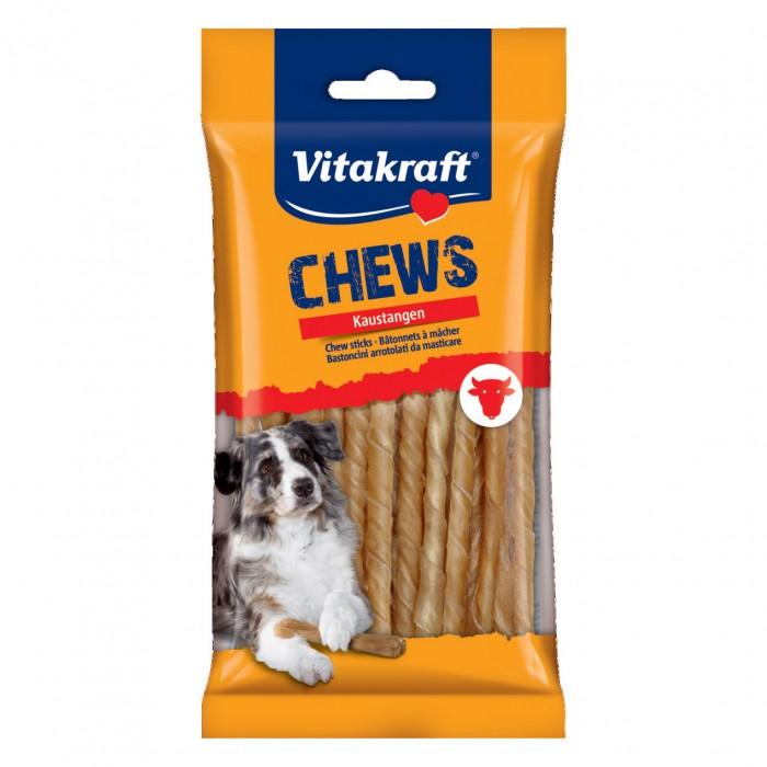 Friandise & complément - Bâtonnets torsadés CHEWS pour chiens