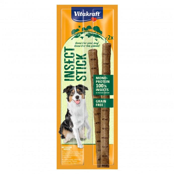 Friandise & complément - Insect stick pour chiens