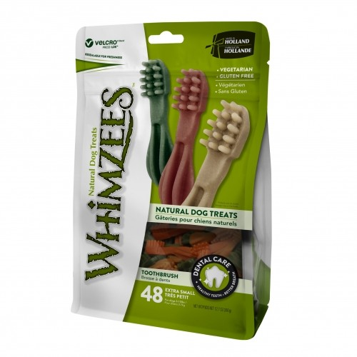 Friandises pour chien - Toothbrush - Brosse à dent Whimzees