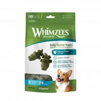 Friandises pour chien  - Alligator Whimzees