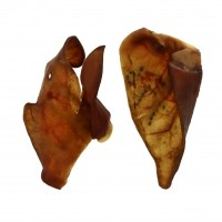 Friandise pour chien - Oreilles de porc XXL Wouapy