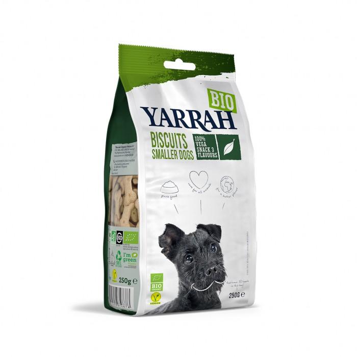 Biscuits végétarien pour petit chien