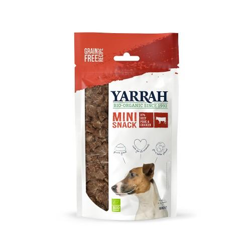Friandise & complément - Mini snack biologique pour chiens