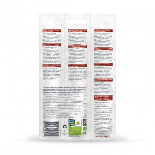 Friandise & complément - Sticks à mâcher Bio pour chiens