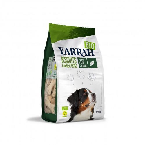 Friandise & complément - Biscuits Végétariens Bio - Large pour chiens