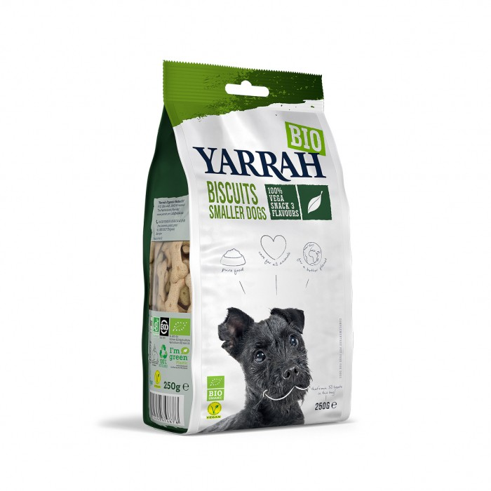 Friandise & complément - Biscuits végétarien pour petit chien pour chiens