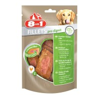 Friandises pour chiens - Friandises Pro Digest, facilite la digestion   8in1
