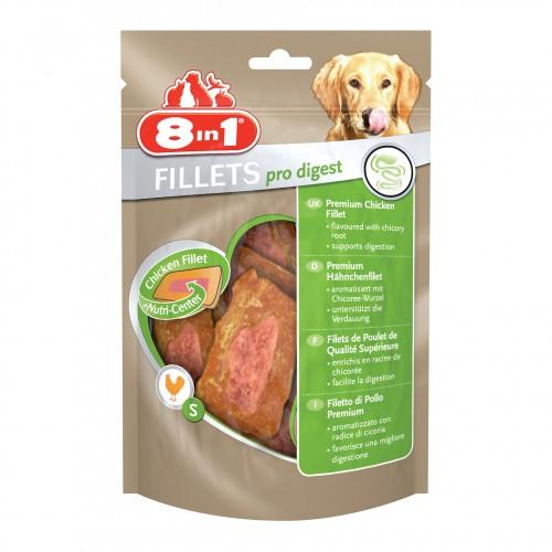 Friandise & complément - Filets de poulet Pro Digest pour chiens