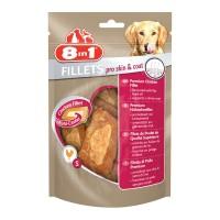 Friandise & complément - Filets de poulet Pro Skin & Coat