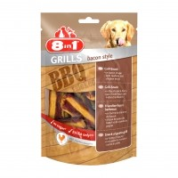 Friandises pour chiens - Grills barbecue 8in1
