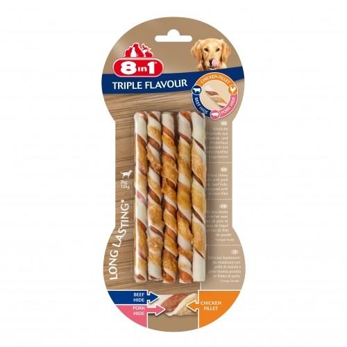 Friandise & complément - Stick Triple Flavour pour chiens
