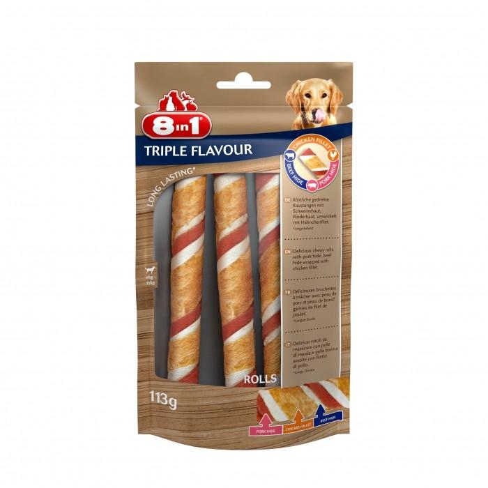 Stick à mâcher Triple Flavour