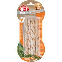 Sticks à mâcher - Sticks à mâcher Delights Twisted Sticks 8in1
