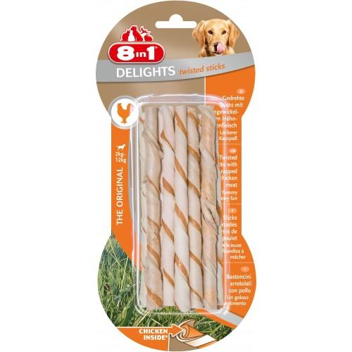 Friandise & complément - Stick Delights Twisted pour chiens