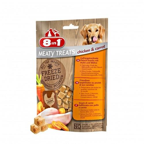 Friandise & complément - Freeze Dried pour chiens