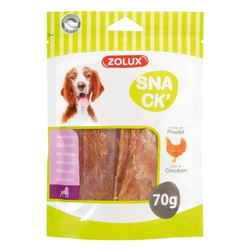 Friandise & complément - Snack' filets pour chiens