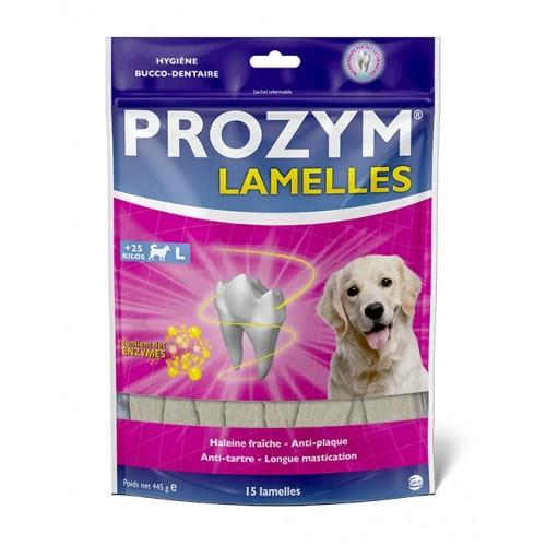 Hygiène dentaire, soin du chien - Prozym lamelles à mâcher - Lots économiques pour chiens