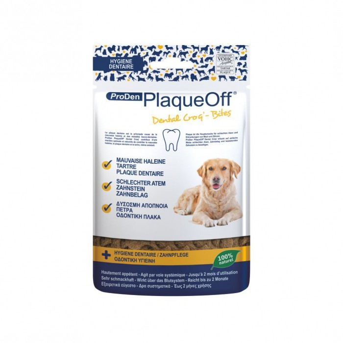 Soin et hygiène du chat - PlaqueOff Dental croquette pour chats