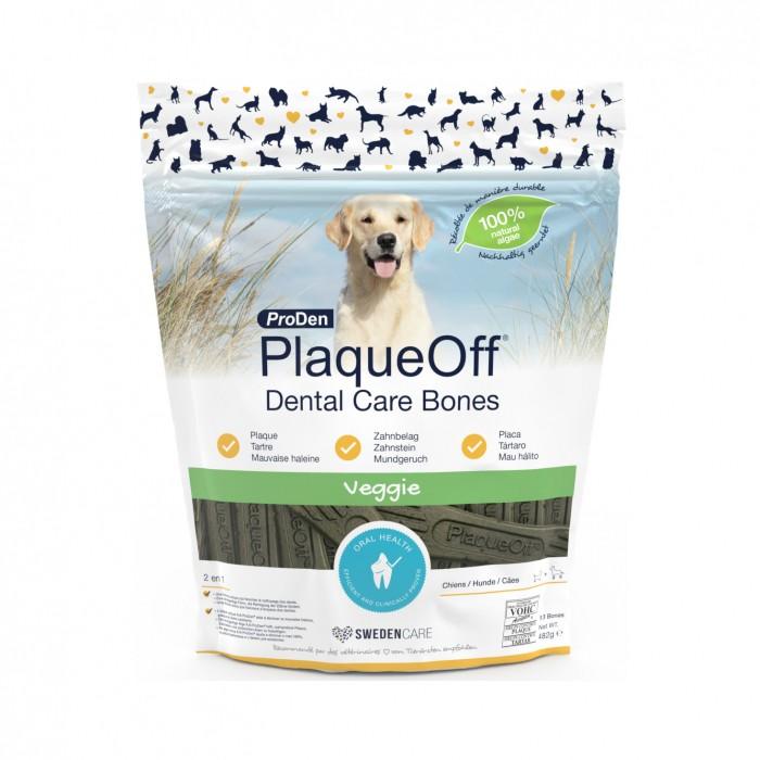 Soin et hygiène du chien - PlaqueOff Dental Care Bones Veggie pour chiens