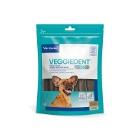 Lamelles dentaires à mâcher - Veggiedent Fresh Virbac