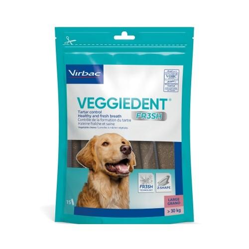 Friandise & complément - Veggiedent Fresh pour chiens