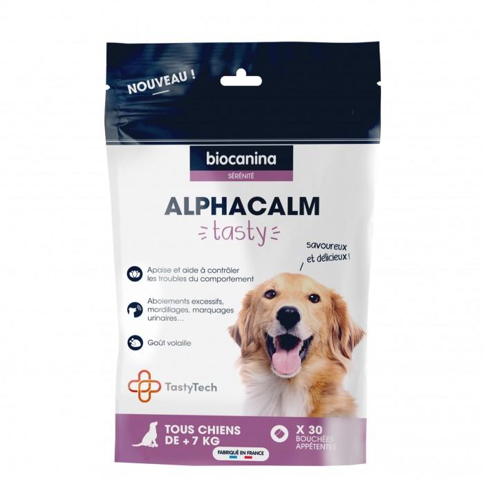 Friandise & complément - Alphacalm Tasty  pour chiens