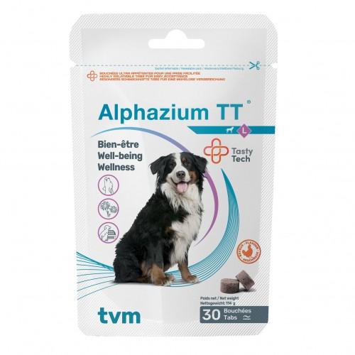 Stress, comportement chien - Alphazium TT pour chiens