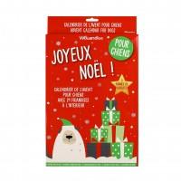 Friandises pour chien - Calendrier de l'Avent pour chien Wouapy Wouapy