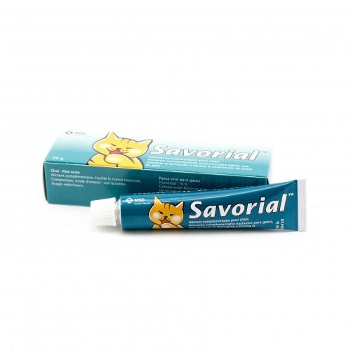 Friandise & complément - Savorial, anti boules de poils pour chats