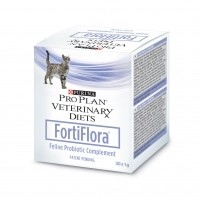 Supplément nutritionnel flore intestinale - Fortiflora Chat PVD