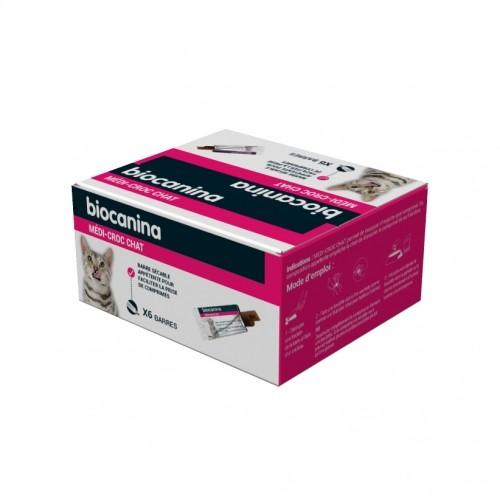 Friandise & complément - Medi Croc chat pour chats