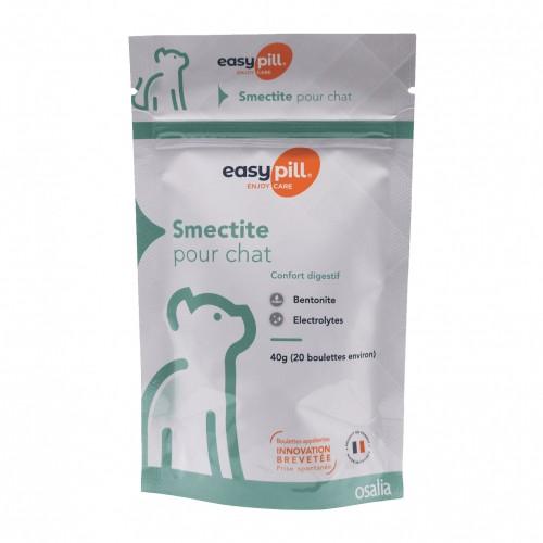 Friandise & complément - Easypill Smectite chat pour chats