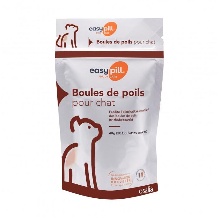 Friandise & complément - Easypill Chat Boules de poils pour chats