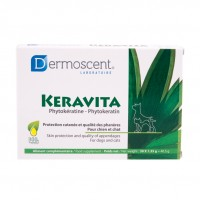 Aliment complémentaire pour chien et chat - Keravita Dermoscent