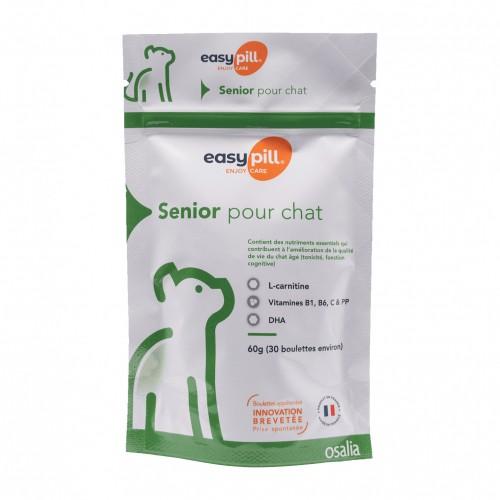 Friandise & complément - Easypill Chat Senior pour chats