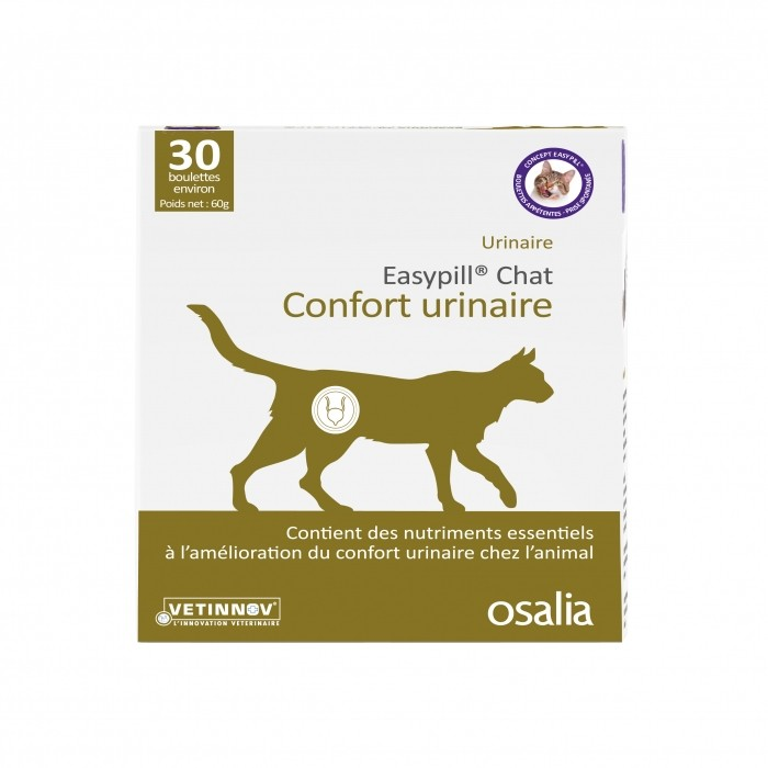 Sélection Made in France - Easypill confort urinaire pour chats
