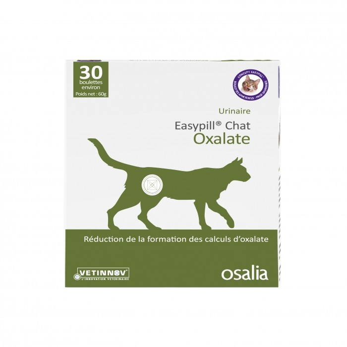 Friandise & complément - Easypill Oxalate pour chats