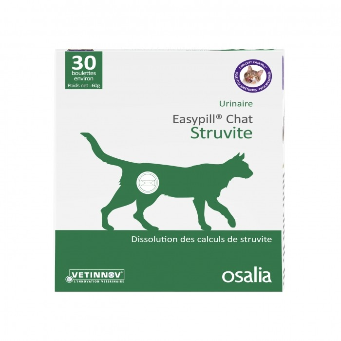 Sélection Made in France - Easypill Struvite pour chats