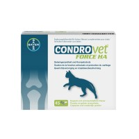 Aliment complémentaire pour les articulations - Condrovet Chat Bayer