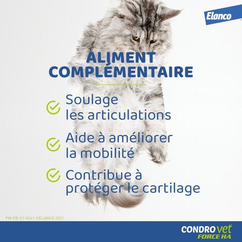 Friandise & complément - Condrovet Chat pour chats