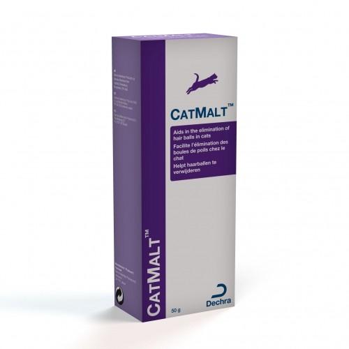 Friandise & complément - Catmalt, anti boules de poils pour chats