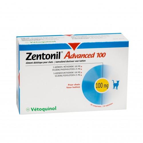 Friandise & complément - Zentonil Advanced 100 pour chats