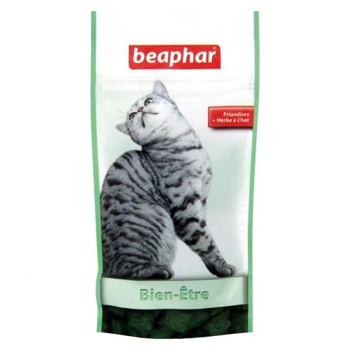 Friandise & complément - Bien être au catnip pour chats