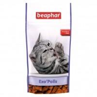 Friandises pour chat - Exo poils au malt Beaphar