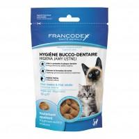 Friandises pour chat - Hygiène bucco-dentaire Francodex
