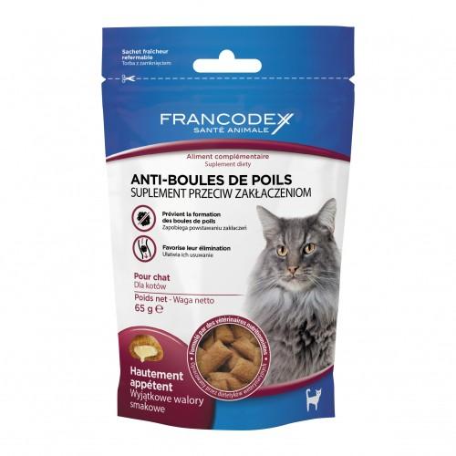 Friandise & complément - Anti-boules de poils pour chats
